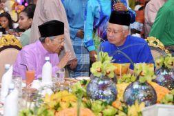 Dr.M & DS Najib