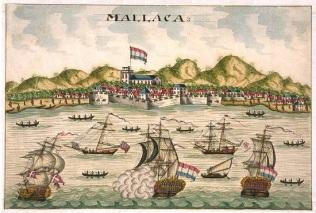 Melaka ditakluk Portugis
